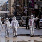 Η (πραγματική)  επιδημική κατάσταση στη Συρία