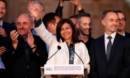 Γαλλία – δημοτικές εκλογές: Μεγάλη άνοδος των Πρασίνων, βαριά ήττα για το κόμμα του Μακρόν