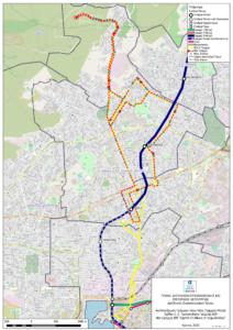 Αυτές είναι οι αλλαγές στα λεωφορεία από αύριο! (Χάρτες + Δρομολόγια)