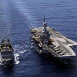 Η Γαλλία περνά στις πράξεις: Το Σαρλ ντε Γκωλ πλέει προς την Ανατολική Μεσόγειο