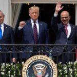 Υπογράφηκαν οι συμφωνίες ομαλοποίησης των σχέσεων του Ισραήλ με Μπαχρέιν και ΗΑΕ