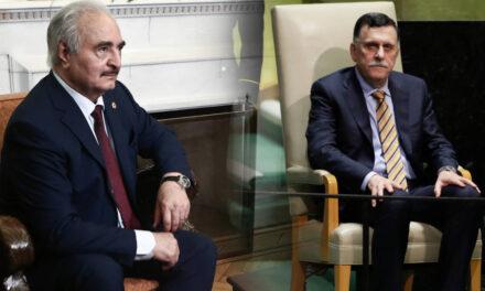 Λιβύη: από το μέτωπο στις… Κάλπες;