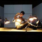 Η Μηχανή Turing (La machine de Turing) του Benoît Solès, σε σκηνοθεσία Μαρίνου Ανωγυριάτη