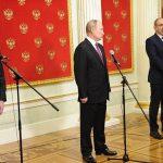 Συνάντηση Πούτιν με τους ηγέτες Αρμενίας και Αζερμπαϊτζάν
