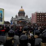 Ξύλο και συλλήψεις στη Ρωσία – το βίντεο Ναβάλνι που αποδεικνύει την αδιαφάνεια του Πούτιν