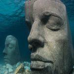 Κάννες: Το υποβρύχιο μουσείο με τις «μάσκες» του Jason deCaires Taylor