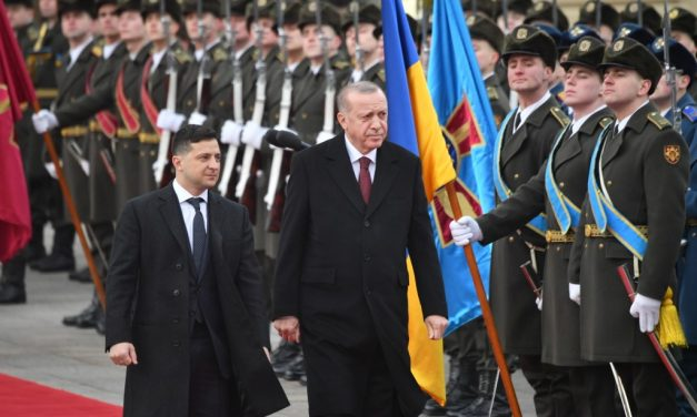 Άξονας Κιέβου – Άγκυρας και προοπτικές  στο Ουκρανικό Ζήτημα