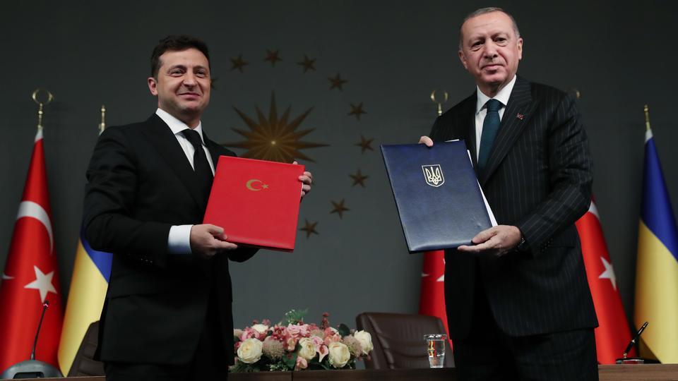 Ουκρανία Τουρκία