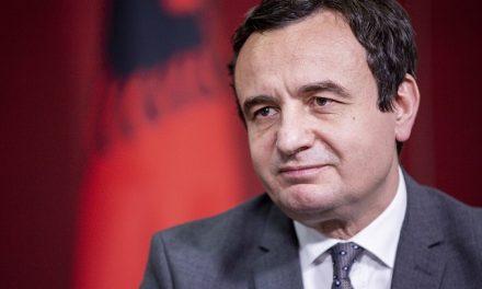 Δεύτερη ευκαιρία για τον Πρωθυπουργό του Κοσσυφοπεδίου;