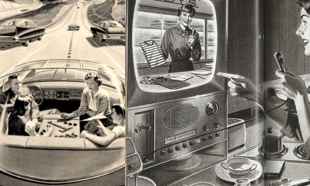 Το «μέλλον» μέσα από 12 εικόνες του περασμένου αιώνα