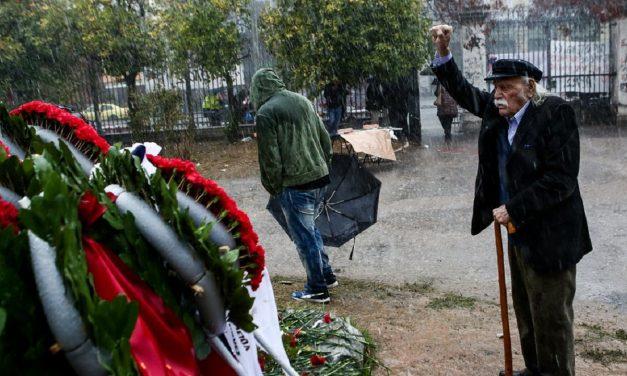 Ένας χρόνος από τον θάνατο του Μανώλη Γλέζου