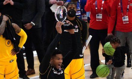 Γιάννης Αντετοκούνμπο: Ο πρώτος Έλληνας MVP του NBA All Star Game.