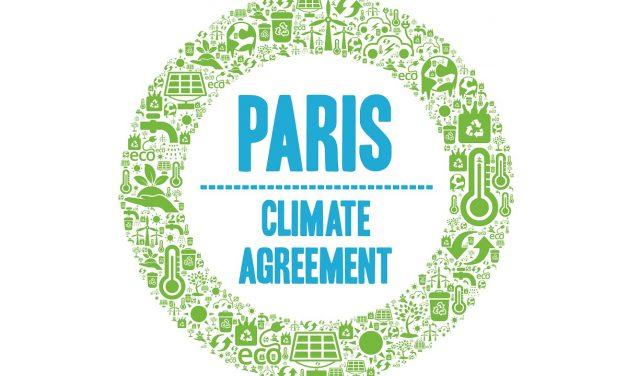 Συμφωνία του Παρισιού: Σχέδιο σωτηρίας!