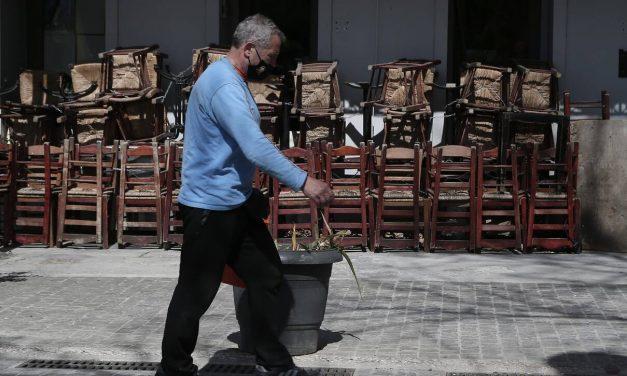 Γεωργιάδης: Πώς θα ανοίξει η εστίαση – Τι θα ισχύει με μέτρα, μετακινήσεις και SMS