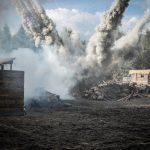 Οι Ουκρανοί βομβαρδίζουν το Ντονέτσκ και οι ρωσόφωνοι «απαντάνε»!
