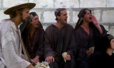 Life of Brian: More (Politics) than meets the eye